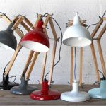 Lampe bureau design architecte