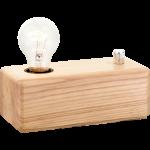 Lampe de chevet a intensite variable