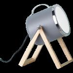 Alinea lampadaire bois