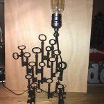 Lampe design indus