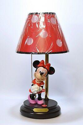 Lampe de chevet minnie disney