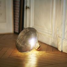 Lampe design a poser au sol