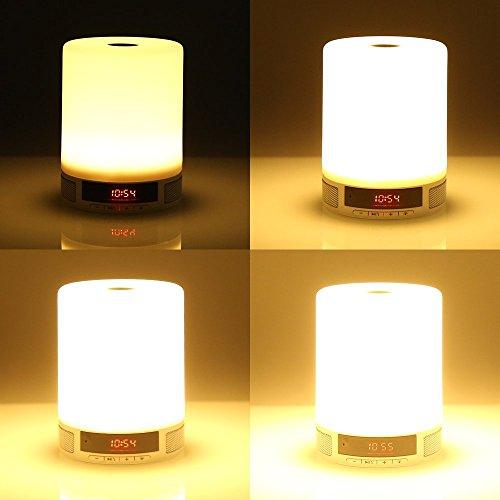 Lampe de chevet à batterie