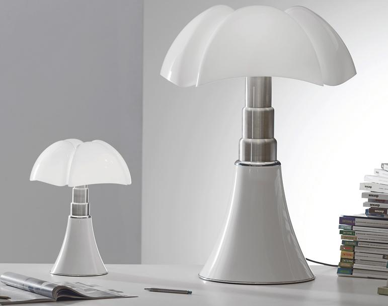 Ancienne lampe de bureau design