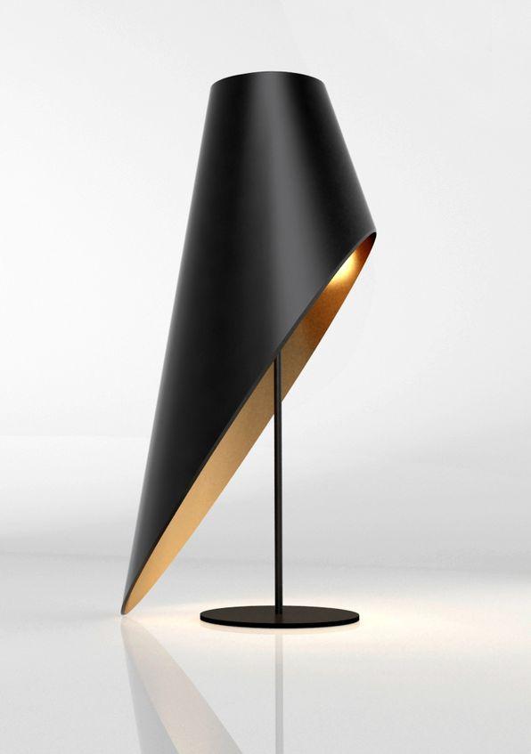 Abat jour design lampe