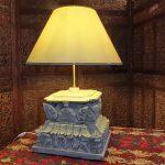 Lampe de chevet indienne