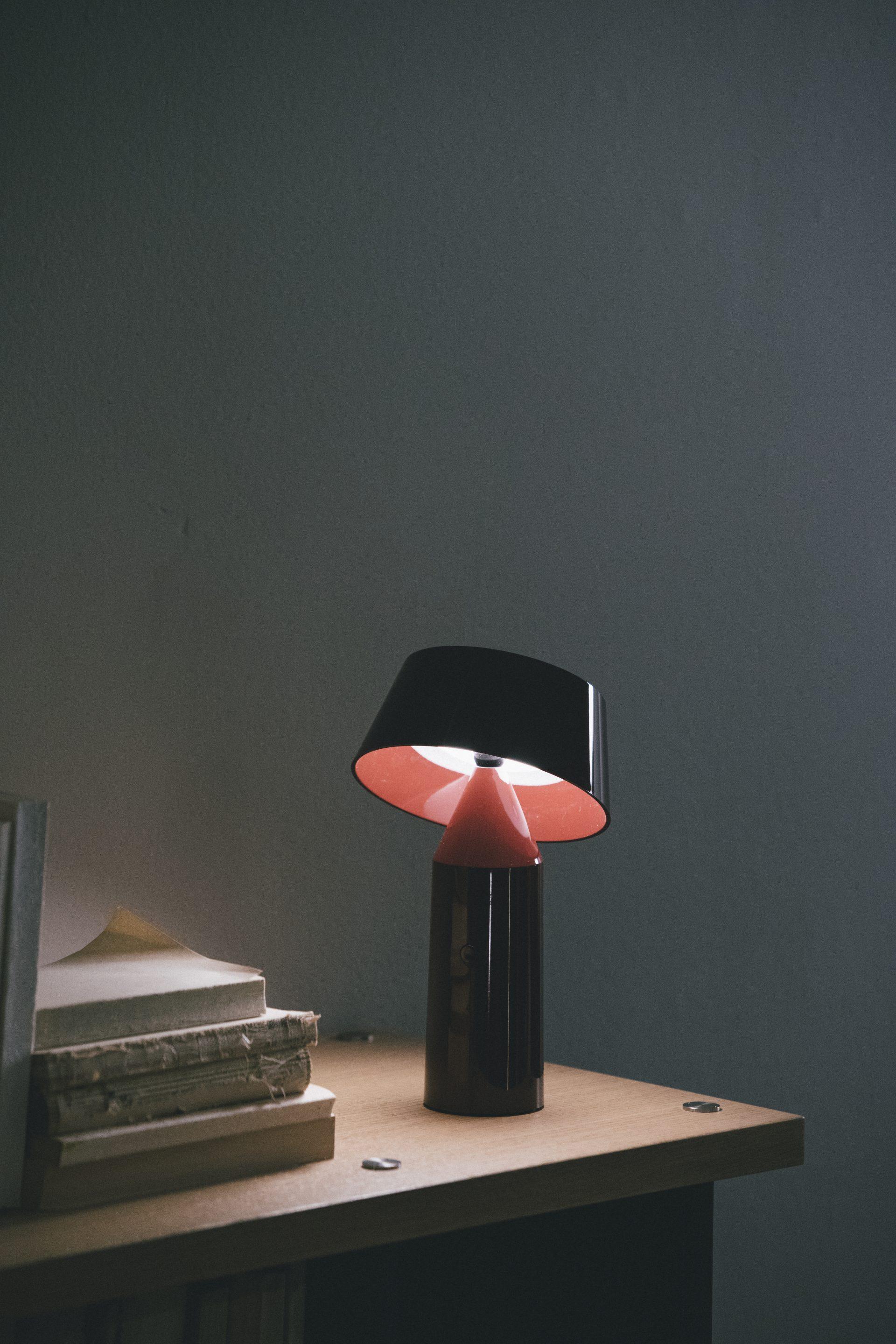 Lampe à poser design sans fil