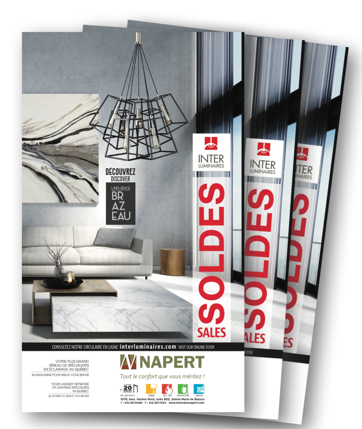 Catalogue lampe design