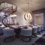 Lampe séjour design
