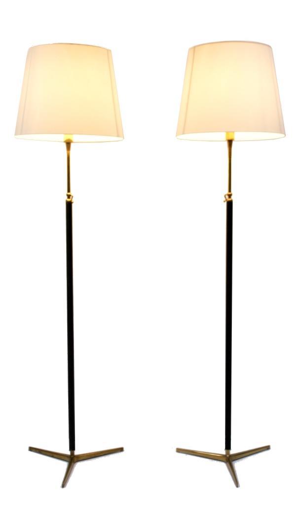 Gino sarfatti lampadaire
