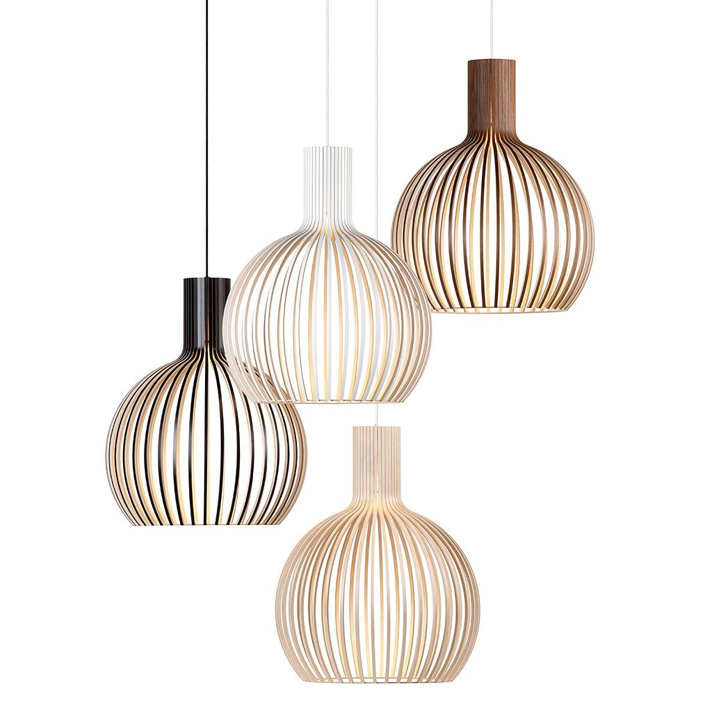 Lampe octo secto design