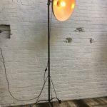 Lampadaire ampoule vintage