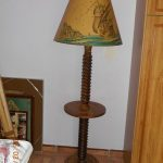 Lampadaire d'occasion