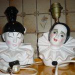 Lampe de chevet reglable