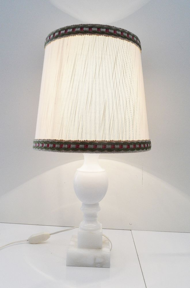 Lampe de chevet kostka