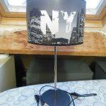 La lampe de chevet new york