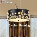 Lampe circulaire design