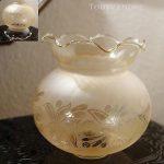 Globe pour lampe de chevet