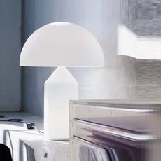 Grande lampe blanche design