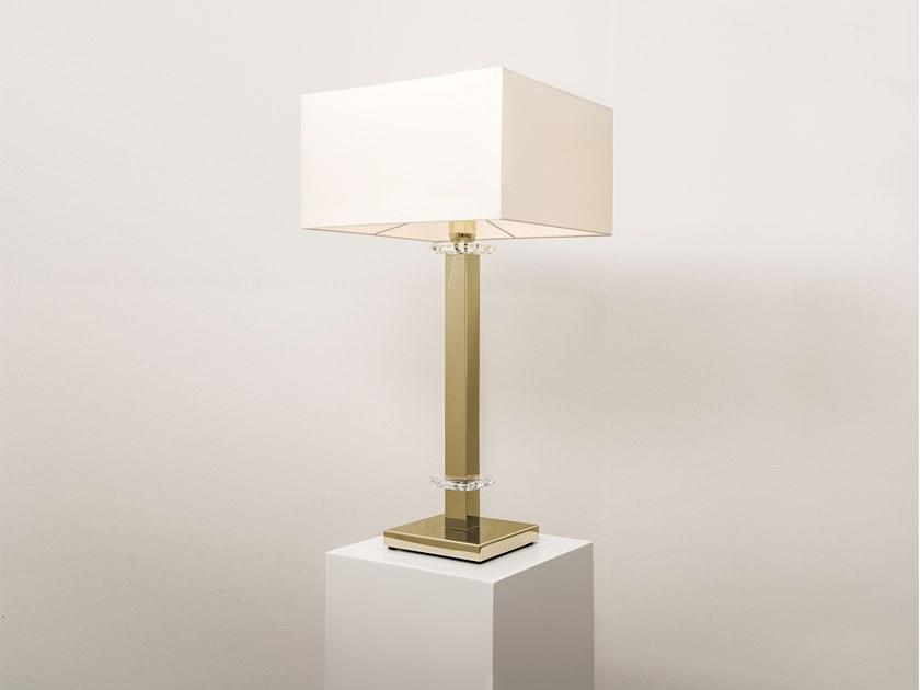 Lampe de chevet cristal baccarat