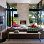 Belle lampe salon design