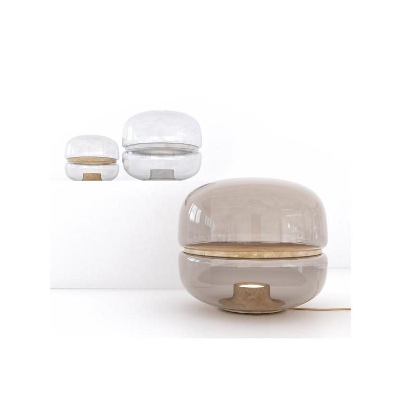 Lampe design coin