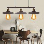 Lampe poulie design