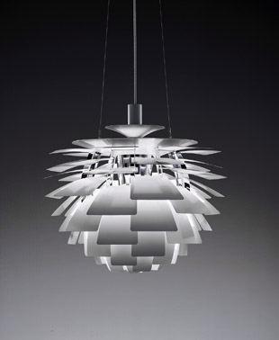 Lampe design danoise