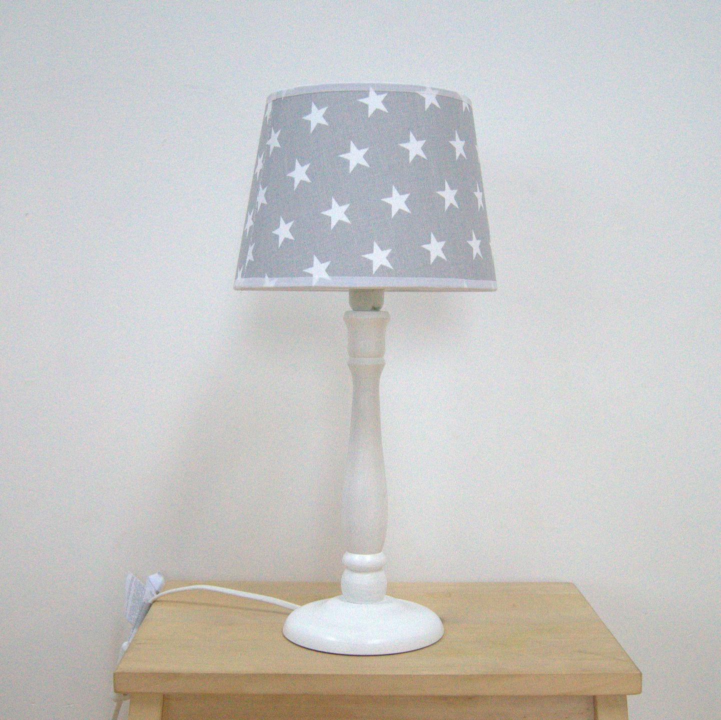 Lampe de chevet avec etoile