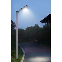 Lampadaire solaire led exterieur