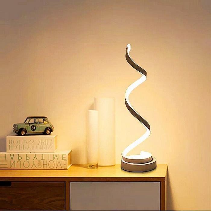 Lampe design de chevet