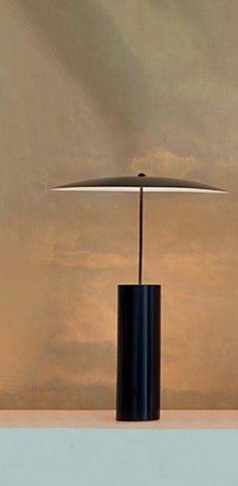 Lampe design parasol