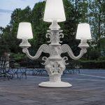 Slide design lampe