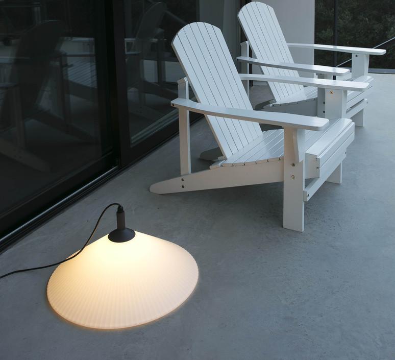 Lampe led design exterieur
