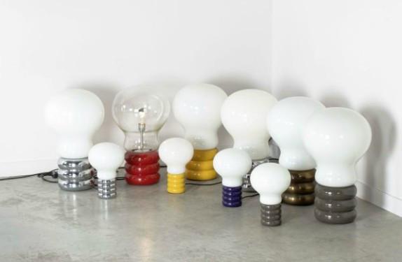 Lampe bulb design
