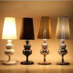 Lampe de chevet simple