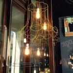 Lampe vitrine design