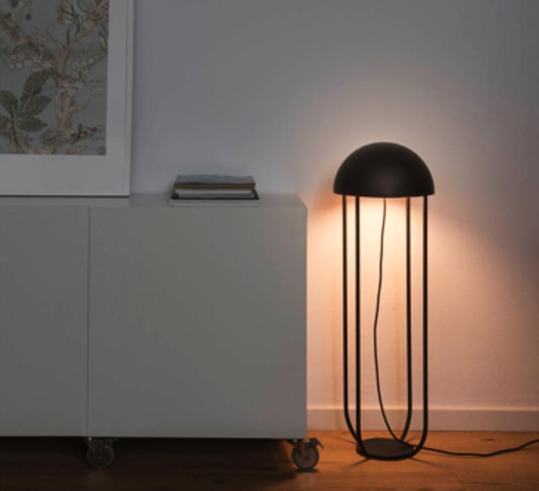 Lampe a poser au sol design