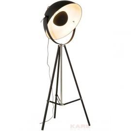 Lampe halogene sur pied design