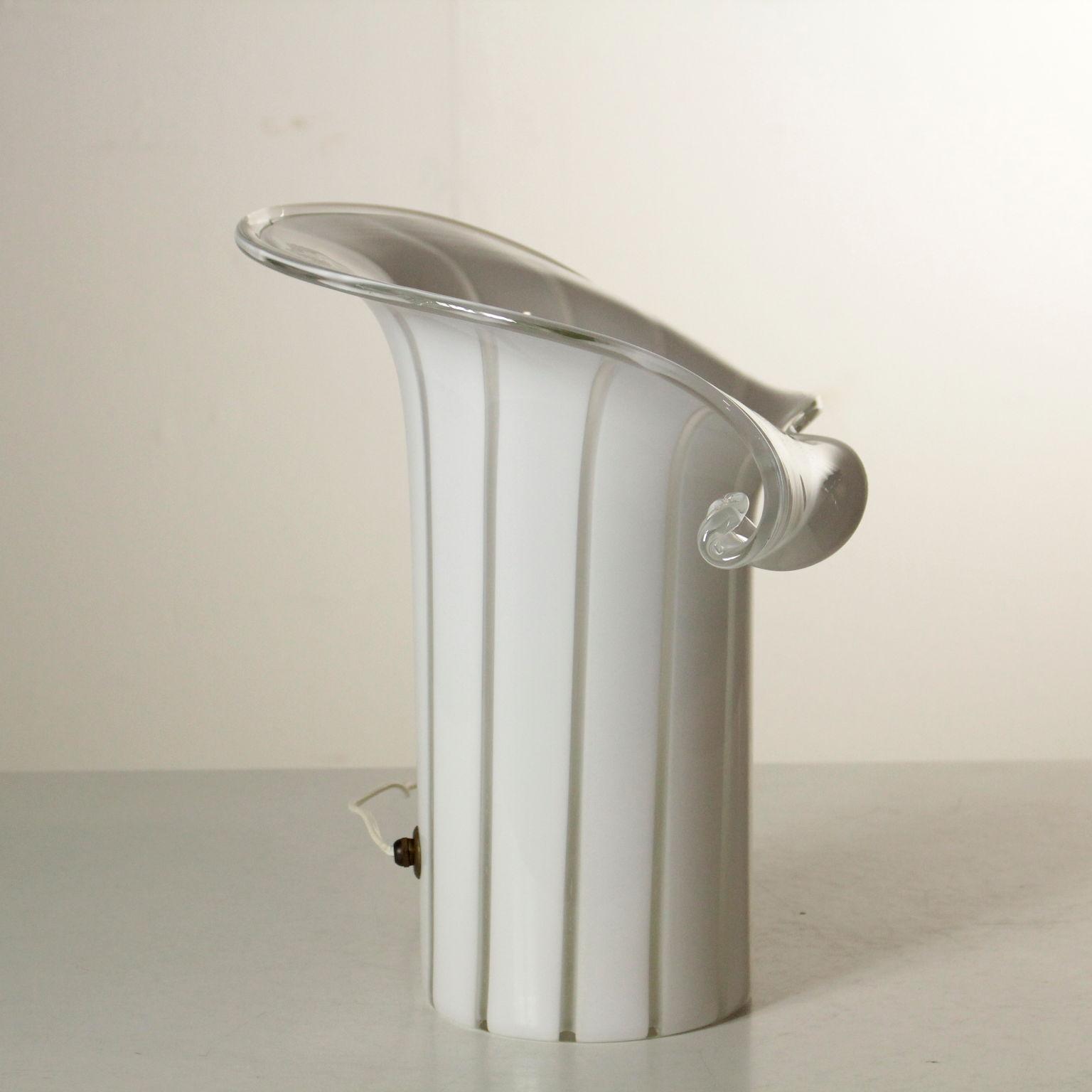 Lampe de bureau design années 80