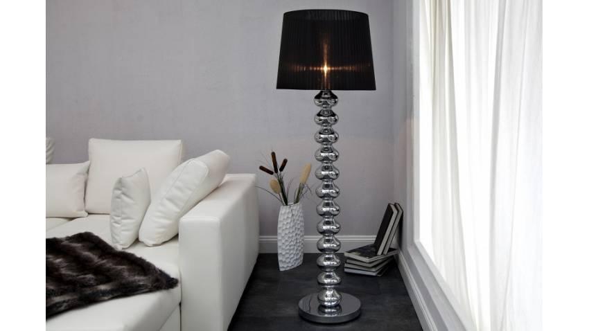 Lampe design argent
