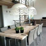 Lampadaire pour table salle manger
