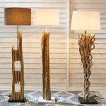 Candelabre lampadaire