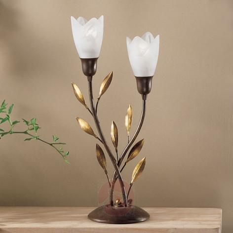 Lampe florale design