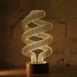 Lampe led à poser design