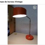 Le bon coin lampadaire vintage