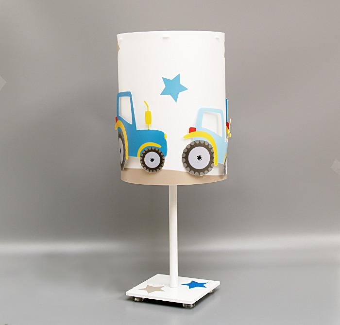 Fabriquer une lampe de chevet enfant