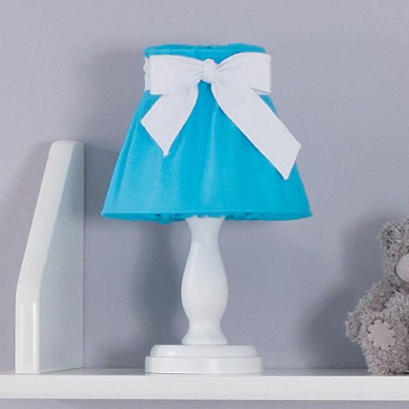 Lampe de chevet bleu pas cher