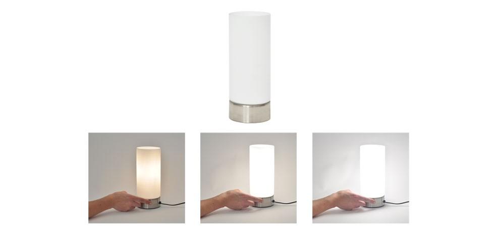 Lampe de chevet cilyndre