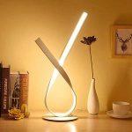 Lampe a poser design led